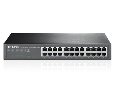 Switch TPLink TL-SG1024D Gigabit 24 port