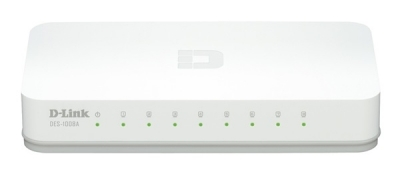 Switch DLink DES1008A 8 port