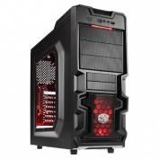K380 USB3 Red Led Side Windows RC-K380-KWN1