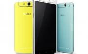Oppo tung ra smartphone mỏng hơn iPhone 5S