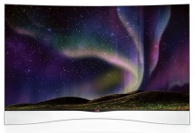 CES 2014: Samsung bendable OLED TV