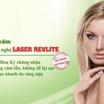 Giảm 80% xóa xăm công nghệ Laser Revlite hiệu quả không để lại sẹo