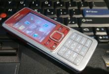 Nokia 6300 - Đơn giản nhưng đầy hiệu quả