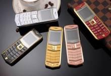 Review 2 dòng điện thoại vertu giá rẻ nhất thị trường