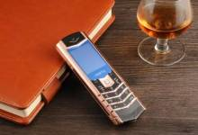 Điện thoại Vertu tại sao có tiền vẫn không mua được