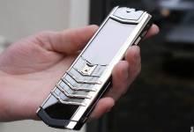 Đỉnh cao của điện thoại vertu đè bẹp smartphone