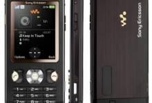 Đánh giá Điện thoại Sony Ericsson W890i máy dành riêng nghe nhạc cực đỉnh