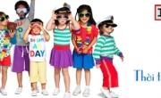 Địa chỉ mua quần áo trẻ em xuất khẩu tốt nhất Hà Nội