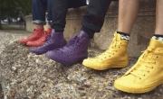 Quay cuồng với những đôi giày Chuck Taylor All Star Rubber