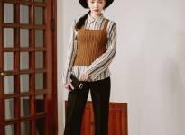 Áo sơ mi – trang phục không thể thiếu của mùa thu