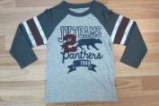 Áo cotton JV TEAMS Panthers dài tay hiệu Place