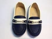 Giày bệt dành cho bé trai - Màu xanh xẫm