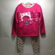 Bộ quần áo ngủ Chipu dành cho bé gái