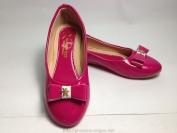 Giày Nuansini Kids màu hồng hàng Việt Nam xuất khẩu