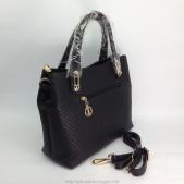 Túi xách nữ màu đen có dây đeo