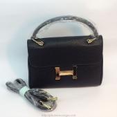 Túi xách nữ Heng Li màu đen