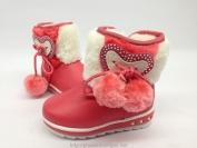 Bốt hồng dành cho bé gái