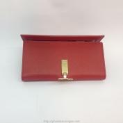 Ví cầm tay nữ Christian Dior màu đỏ