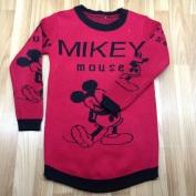 Áo len MIKEY dành cho bé gái