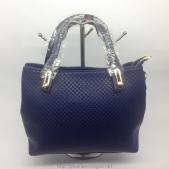 Túi xách tay Ainisinia màu xanh dành cho nữ