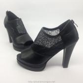 Giày cao gót Yilin Da mũi hở dành cho nữ