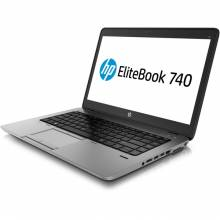 HP EliteBook 740 G1 Core™ i5-4210U 1.7GHz 500GB 4GB, (1366x768) BT WIN7/8.1 Pro Webcam,