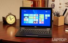 Dell Latitude E7250, Màn hình 12.5' HD, Core i5 5300U 2.3GHz, 8GB; 256GB SSD; Win 8 Pro, N