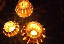 Handmade: Tự làm đèn trung thu