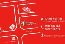 Thông báo: Chuyển cửa hàng từ 246 Đội Cấn tới 104 B5 Núi Trúc - Ba Đình - Hà Nội