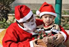 Dịch vụ ÔNG GIÀ NOEL tặng quà Giáng Sinh