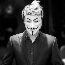 Mặt nạ Anonymous ( Fawkes Guy )
