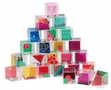 Patience Cubes Games - Gedulds-Spiele