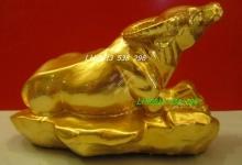 Hình tượng Trâu vàng trong phong thủy và ý nghĩa