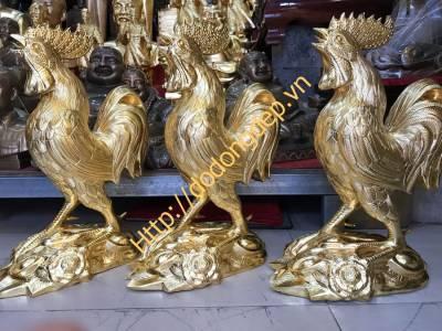 Gà vàng đón năm đinh dậu