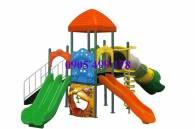 Bộ liên hoàn cầu trượt trẻ em
