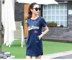 Đầm jean News - D89 - 160 (đã có hàng)