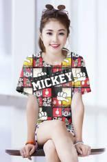 Thun nữ Mickey - AT87 - 95 (ĐÃ CÓ HÀNG)
