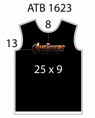 T shirt Marvel Vinh - ATB1623