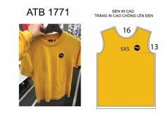 T SHIRT VINH ATB1771