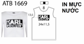 T SHIRT KARL JAN - ATB1669