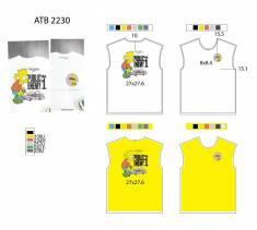 T SHIRT JAN ATB2230