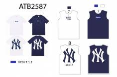 T SHIRT YANKEES JAN ATB2587