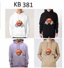 HOODIE FAPAS SHOP KB381