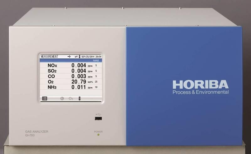Thiết Bị Phân Tích Khí Gas GI-700 Series