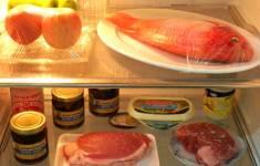 Mẹo bảo quản cá tươi bằng tủ lạnh