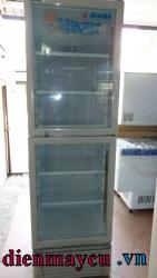 Tủ mát cũ Alaska 450 lít (còn giấy bảo hành chính hãng 6 tháng)