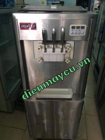 Máy làm kem tươi cũ  BQ S33-2