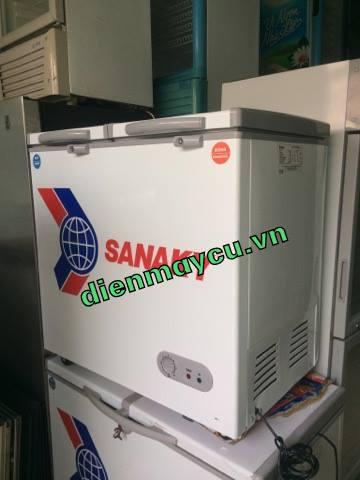 Tủ đông cũ Sanaky VH-225W2