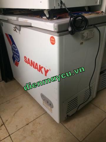 Tủ đông cũ Sanaky VH-225W1