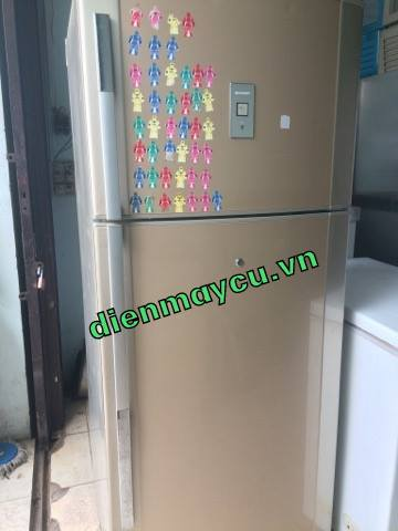 Tủ lạnh cũ Sharp SJ-PK70M